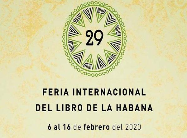 Internationale Buchmesse Havanna 2020
