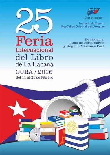 25. Internationale Buchmesse, Havanna 2016