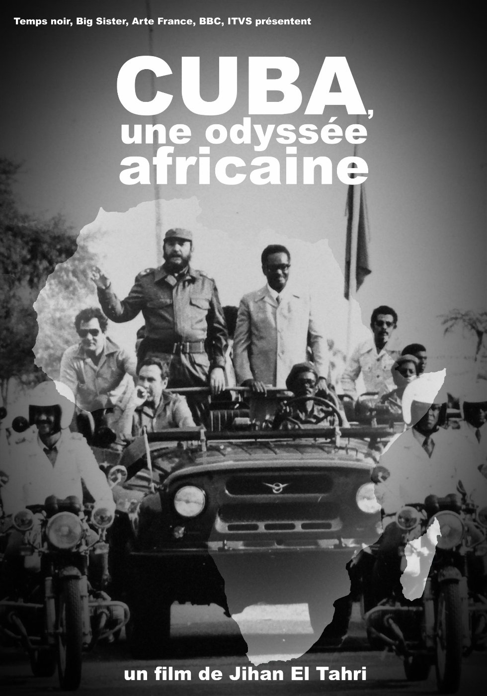 Cuba - Une odyssee africaine
