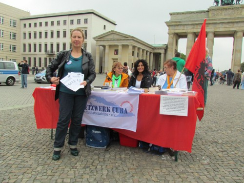 Aktionstag am 12. September 2014 - Berlin