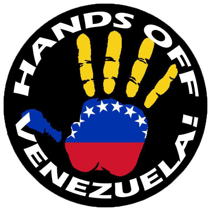 Hands off Venezela