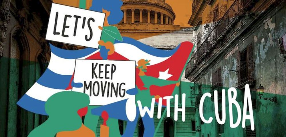 Let's keep moving with Cuba